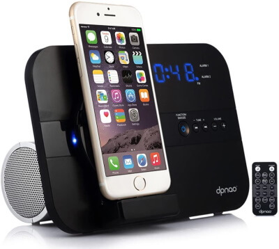 dpnao iPod touch docking station