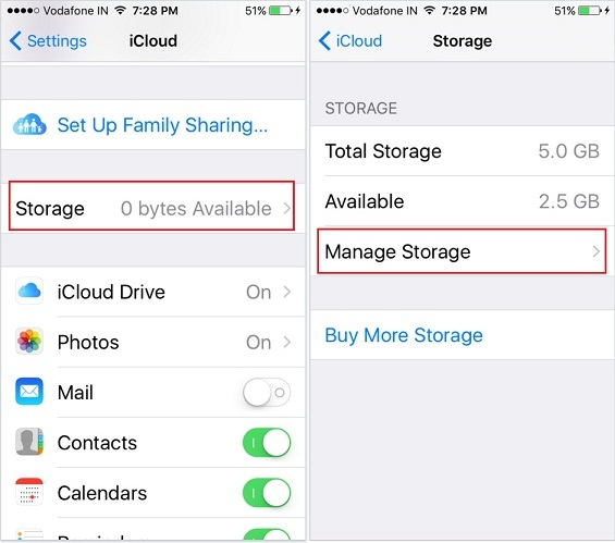 How to reduce storage on iPhone 6S, 6S Plus