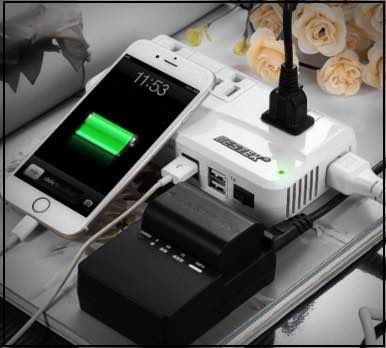 Best travel power adapter for all apple device