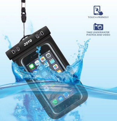 joto iPhone se waterproof case in deals