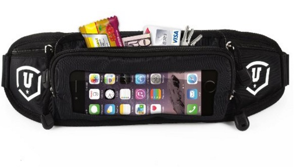 Urban double layer belt for iPhone 6