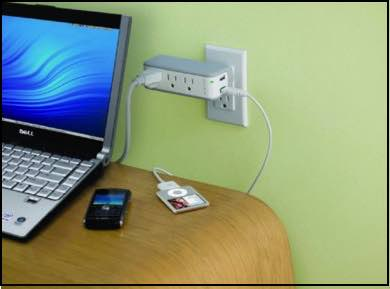 Wall power adapter for other countries