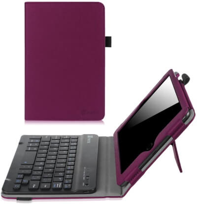 FIntie Keyboard Case for iPad Mini