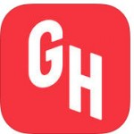 GrubHub food delivery iPhone app