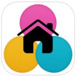 MyTouchHome home automation app for iPhone 6S,