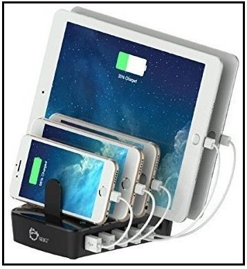 top best iPad Pro charging dock station