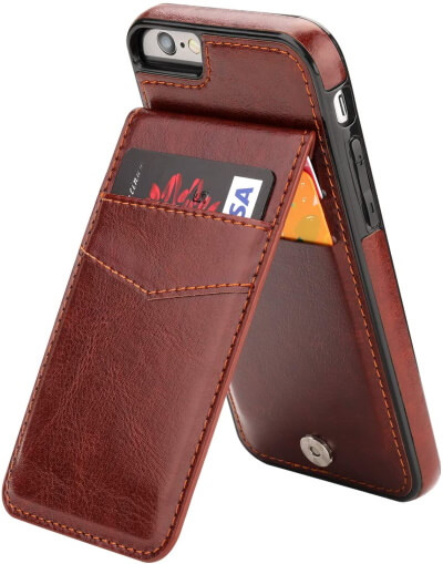Slider Professional iPhone 6 Case with Cardholder