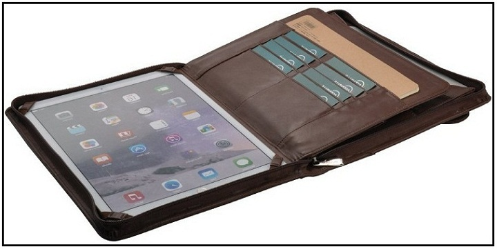 Business organizer Portfolio case for iPad Pro