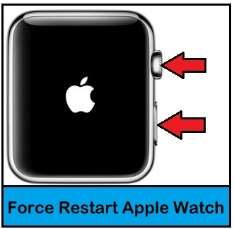 way to Force Restart Apple Watch without iPhone