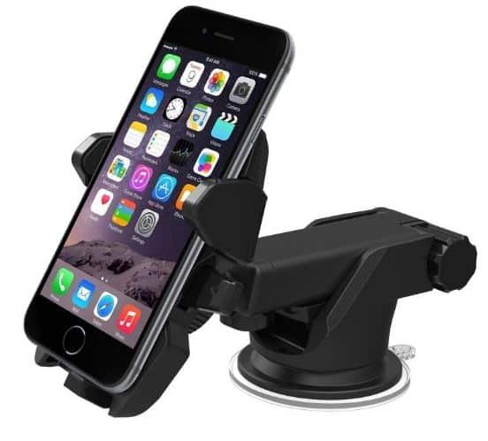 Best iPhone SE car mounts by iOttie