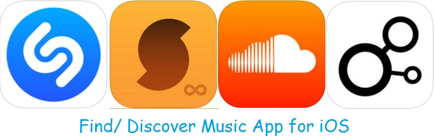 Best Music discovery iPhone apps