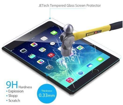 JETECH iPad pro 9.7 inch screen protector