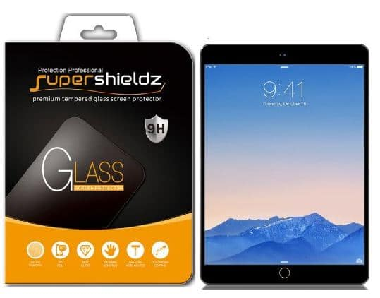 Best glass protector for iPad pro 9.7 inch