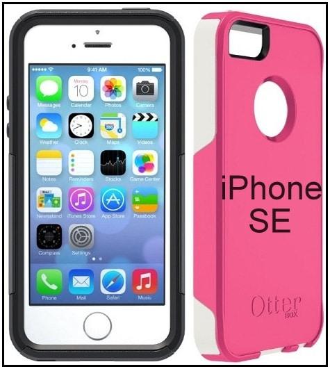 Otterbox iPhone SE Case 2017