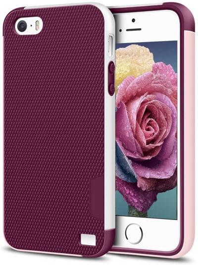 EXSEK- Best iPhone SE Case