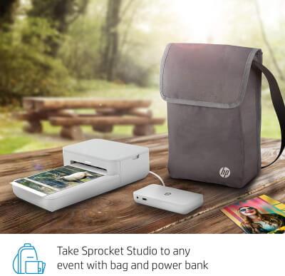 HP Sprocket Studio Go