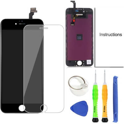 Screen Replacement Kit for iPhone 6, iPhone 6Plus