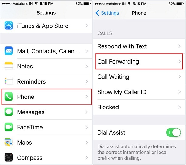 T-Mobil iPhone users to turn on call forwarding,