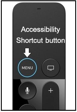 triple press menu button