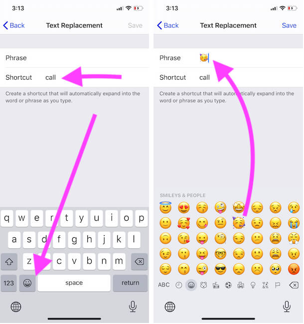 Use Emoji Shortcuts Instead of Switching Keyboards