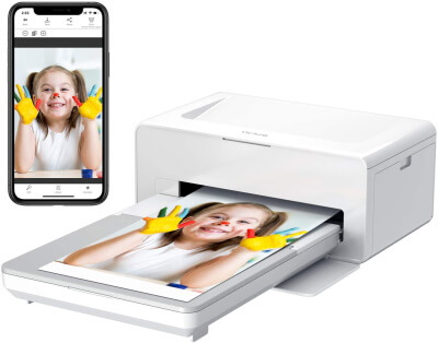 Victure Portable Printer for iPhone