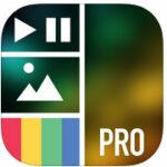 VidStitch video collage app for iPhone Instagram