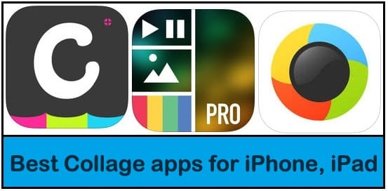Best Collage apps for iPhone, iPad