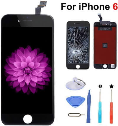 iPhone 6 Screen Replacement with Touch Digitizer