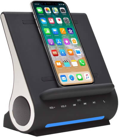 Azpen Dock all D100 Best iPhone 5S speaker dock