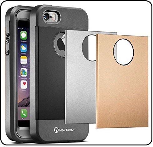 2 New Trent iPhone SE Case