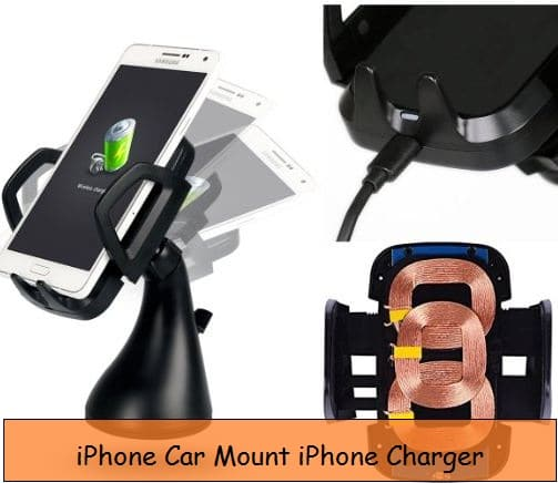 Z Edge Car iPhone holder for iPhone