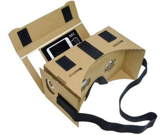 MINAKANAK virtual reality box for iPhone