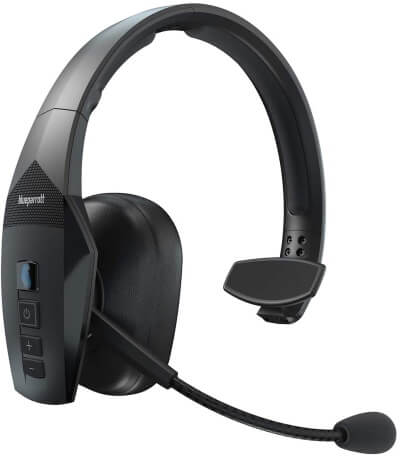 BlueParrott Voice-Controlled Bluetooth Headset