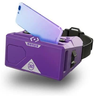 VR Empire Box Headset