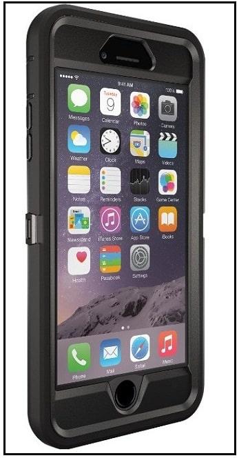 iPhone 6S Plus Clip holster Case 2016