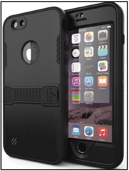 top iPhone 6S Waterproof case under Water