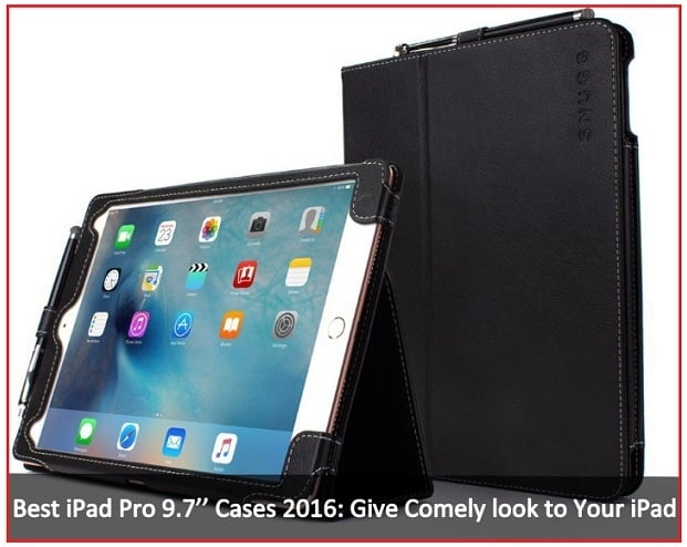 Snugg PU leather iPad Pro Case