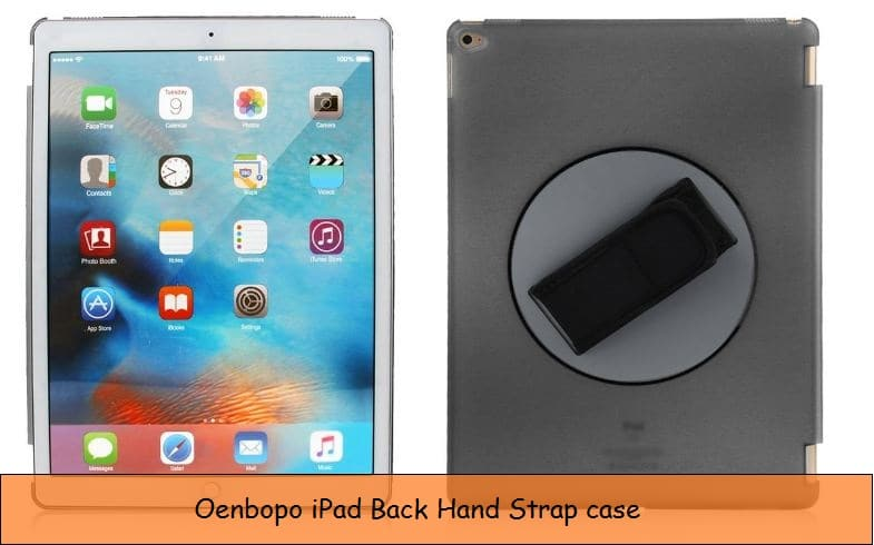 iPad Hand Strap Case for iPad Pro