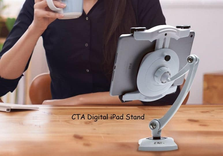 CTA Digital iPad stand for all size