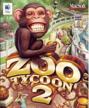 Zoo Tycoon 2 MacBook, MacBook Air, Pro best game