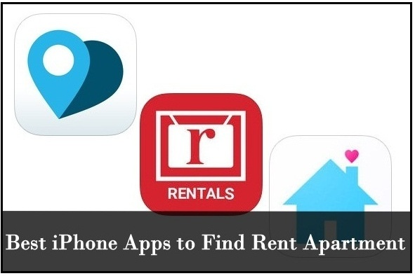 Best iPhone Apps to Find Rent House, Apartment 2016