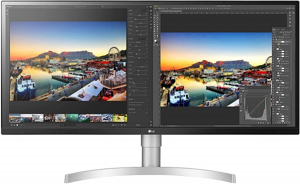 LG 34WL850 IPS Monitor with Thunderbolt 3 for Mac