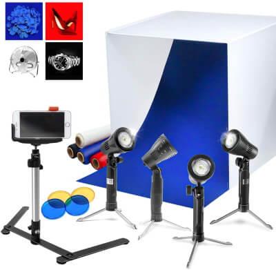 LimoStudio Photo Box Tent for iPhone