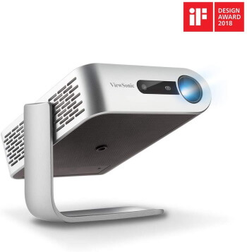 ViewSonic Smart Portable Projector with Inbuilt Battery