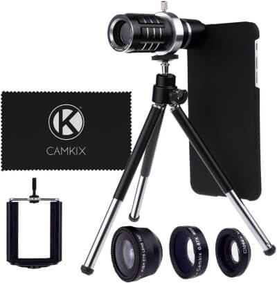 iPhone All in One Camera Kits