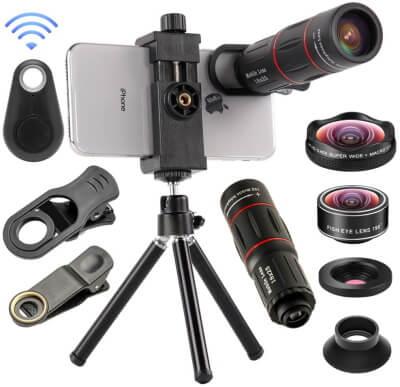 iPhone Camera Kit – Microlens