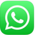 WhatsApp Messenger iPhone app icon