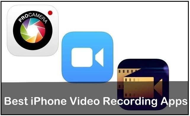Best iPhone Video Recording apps 2016