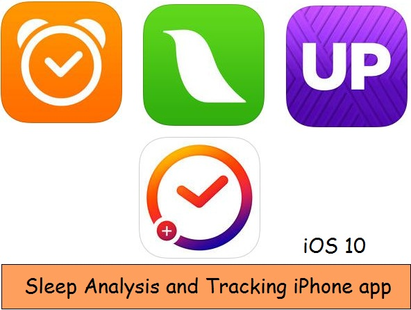 Health App compatible Sleep analysis iPhone apps for iPhone