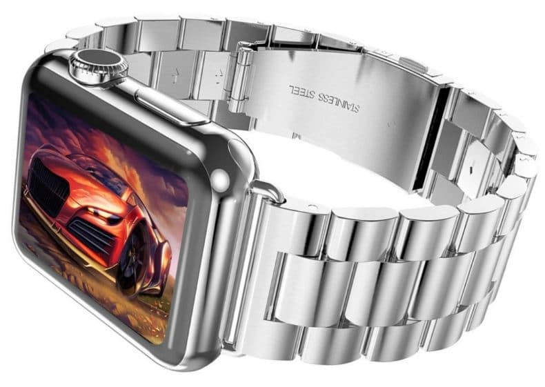 Silver Band for apple watches 38mm